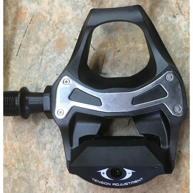 シマノ 105ロードバイク用ビンディングペダルセット  PD-5800 スポーツ/アウトドアの自転車(パーツ)の商品写真