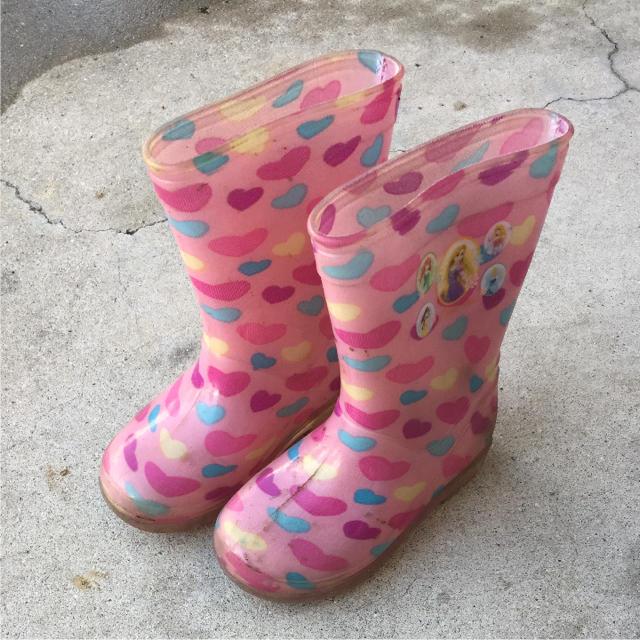 しまむら(シマムラ)の長靴 キッズ/ベビー/マタニティのキッズ靴/シューズ (15cm~)(長靴/レインシューズ)の商品写真