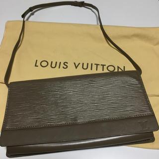 ルイヴィトン(LOUIS VUITTON)の美品 LOUIS VUITTONエピ 3way bag(クラッチバッグ)
