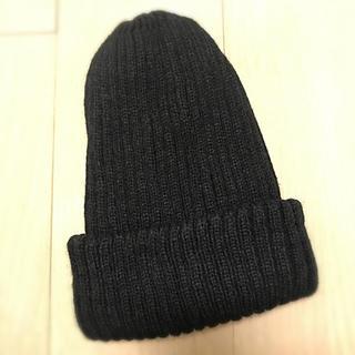 ケービーエフ(KBF)のニット帽(ニット帽/ビーニー)
