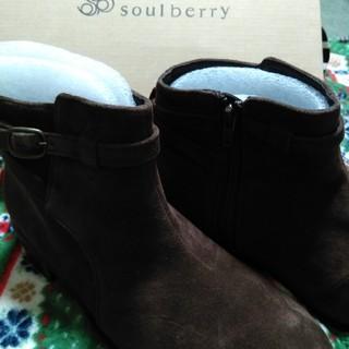 ソルベリー(Solberry)の専用出品🌺soulberry ショートブーツ2点セット(ブーツ)
