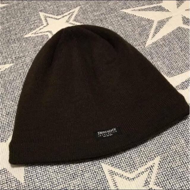 ワークマン ニット 帽