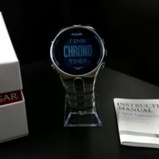 セイコー(SEIKO)のSEIKO セイコー PULSAR パルサー 腕時計(腕時計(デジタル))