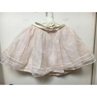 リズリサ(LIZ LISA)のLIZ LISA オーガンジースカート(ミニスカート)