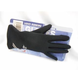 チロリア(TYROLIA)の【新品】チロリア レディース ランニンググローブ スマホ対応 手袋(手袋)