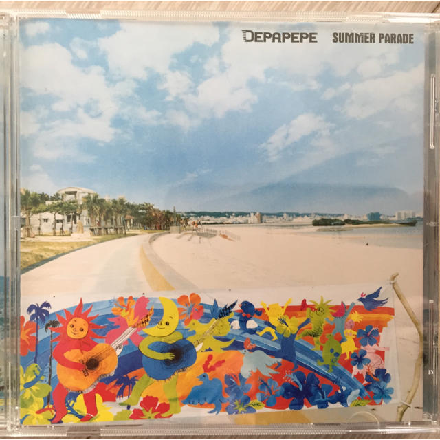 DEPAPEPE SUMMER PARADE CDの通...