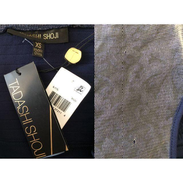 TADASHI SHOJI(タダシショウジ)の【新品タグ付】Tadashi Shoji ロングドレスXS(日本の9号) レディースのフォーマル/ドレス(ロングドレス)の商品写真