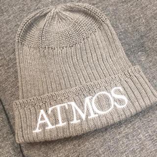 アトモスガールズ(atmos girls)のatmos/atmos girl ニット帽(ニット帽/ビーニー)