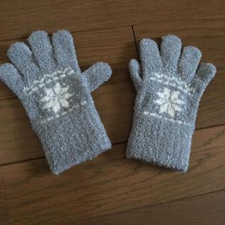 ムジルシリョウヒン(MUJI (無印良品))の無印良品 手袋 キッズ(手袋)