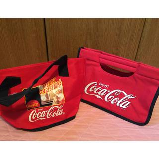 コカコーラ(コカ・コーラ)のコカコーラ バッグ(エコバッグ)
