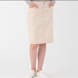 ムジルシリョウヒン(MUJI (無印良品))の無印良品 コーデュロイスカート