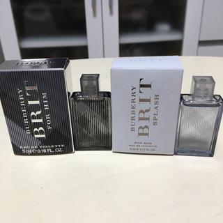 バーバリー(BURBERRY)のバーバリー 香水 セット(ユニセックス)