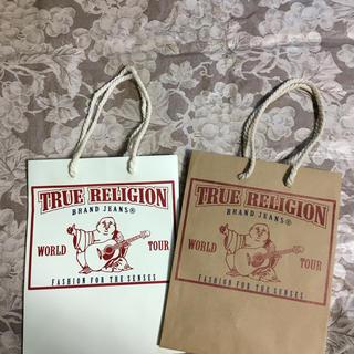 TRUE RELIGION  紙袋