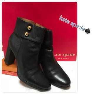ケイトスペードニューヨーク(kate spade new york)のkate spade♡ショートブーツ(ブーツ)