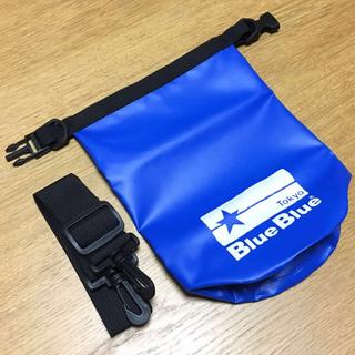 ブルーブルー(BLUE BLUE)のBlueBlue 防水ポーチ 限定品(その他)