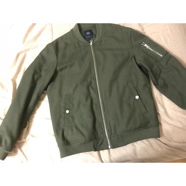 RAGEBLUE(レイジブルー)のMa1 メンズのジャケット/アウター(ミリタリージャケット)の商品写真