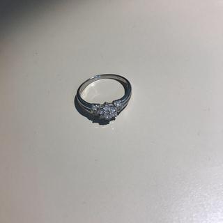 プラチナ ダイヤモンド リング 19号(リング(指輪))