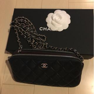 シャネル(CHANEL)のCHANEL チェーンウォレット(財布)