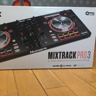 DJ始めたい人必見! Numark MixRack Pro3(DJコントローラー)