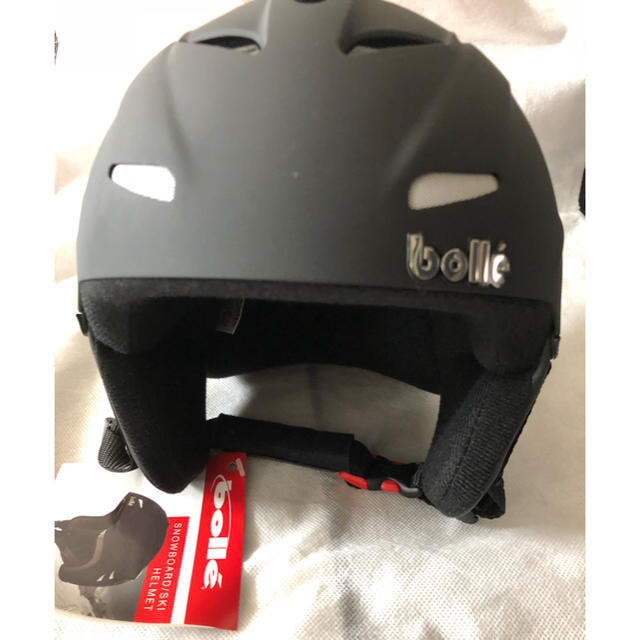 bolle(ボレー)のbolle SNOWBOARD/SKI ヘルメット Sサイズ(56cm) スポーツ/アウトドアのスノーボード(アクセサリー)の商品写真