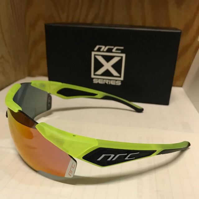 スポーツサングラス 【nrc】X1 アングリル スポーツ/アウトドアの自転車(ウエア)の商品写真