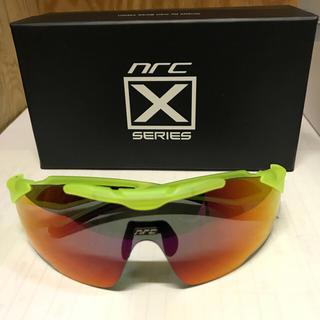スポーツサングラス 【nrc】X1 アングリル(ウエア)