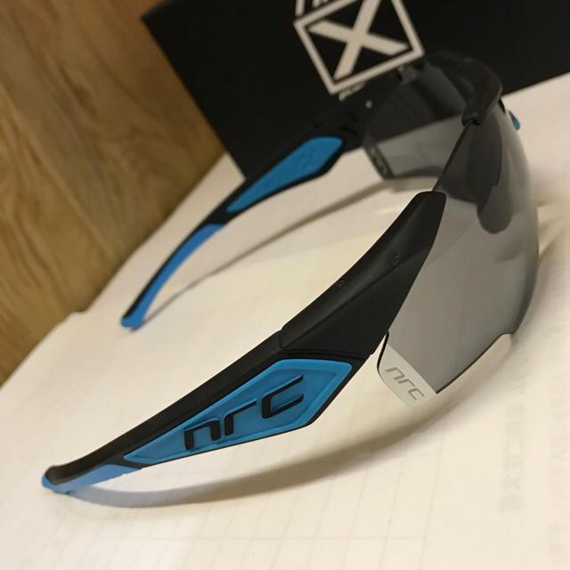 スポーツサングラス【nrc】X1.モルティローロ スポーツ/アウトドアの自転車(ウエア)の商品写真