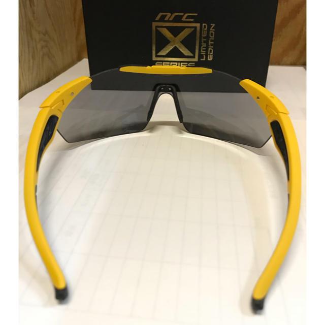 スポーツサングラス【nrc】X1.LGN スポーツ/アウトドアの自転車(ウエア)の商品写真