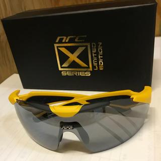 スポーツサングラス【nrc】X1.LGN(ウエア)