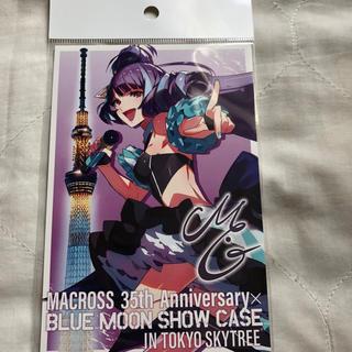 マクロス(macros)のマクロス BLUE MOON SHOW CASE ポストカード 三雲(その他)