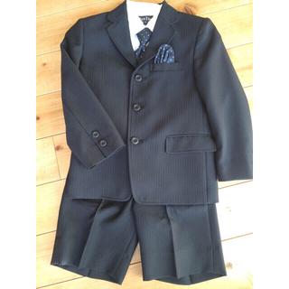サンカンシオン(3can4on)の入学式 スーツ  男の子 110(ドレス/フォーマル)