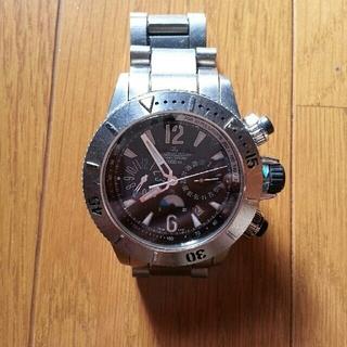 ジャガールクルト(Jaeger-LeCoultre)のJAGER-LE COULTRE マスターコンプレッサーGMT(腕時計(アナログ))