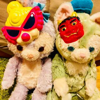 ヒステリックミニ(HYSTERIC MINI)のミニおめん☆ブライス☆ダッフィー☆人形サイズ(ぬいぐるみ)