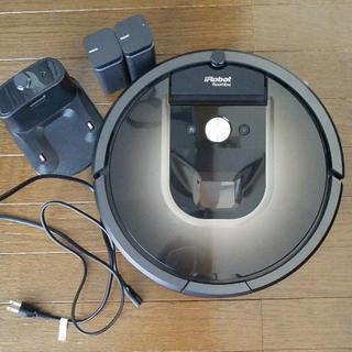 アイロボット(iRobot)のルンバ980新品(掃除機)
