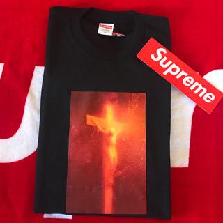 シュプリーム(Supreme)の【M】Supreme × Andres Serrano Tee(Tシャツ/カットソー(半袖/袖なし))