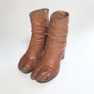 マルタンマルジェラ(Maison Martin Margiela)の格安⭐︎マルタン足袋ブーツ 37 (23.5〜24.5cm) (ブーツ)