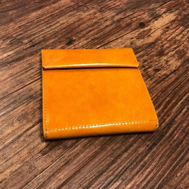 f3b44dae7aeb アブラサス 薄い財布 abrasus classic メンズのファッション小物(折り財布)の商品写真
