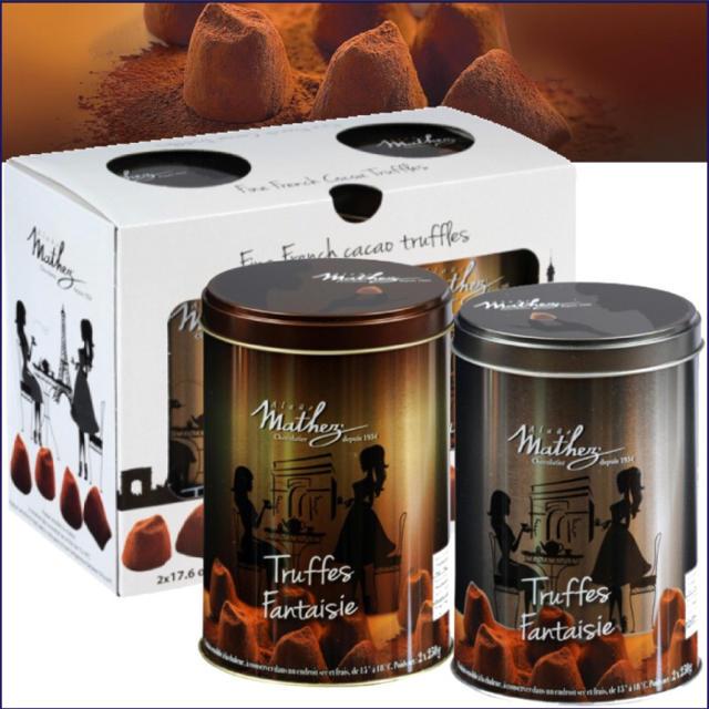 マセズ トリュフ チョコレート 食品/飲料/酒の食品(菓子/デザート)の商品写真