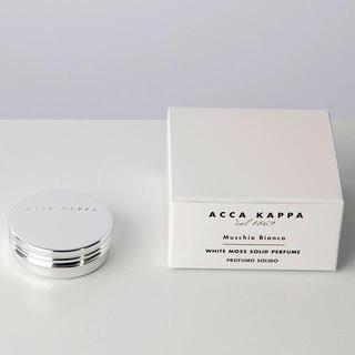 アッカ(acca)の【新品】ACCA KAPPA  White Moss Solid Perfume(ユニセックス)