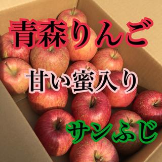 りんご 青森りんご サンふじ 家庭用(フルーツ)