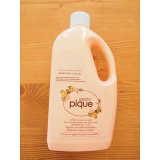 ジェラートピケ(gelato pique)のジェラートピケ ジェラピケ 洗剤  空ボトル(洗剤/柔軟剤)