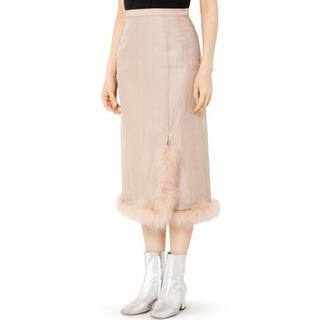 ルシェルブルー(LE CIEL BLEU)の[takumi様専用]新品 2wayスカート(ひざ丈スカート)