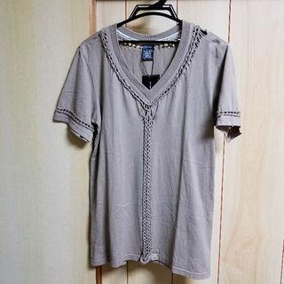 ナンバーナイン(NUMBER (N)INE)のNUMBER (N)INE ナンバーナイン 編み込みTシャツ(その他)