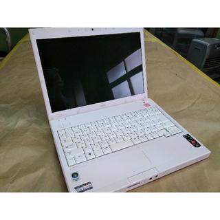 エヌイーシー(NEC)の13.3インチ ノートパソコン LN500/RG6M ピンク Windows10(ノートPC)