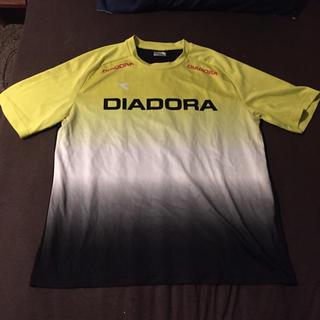 ディアドラ(DIADORA)のディアドラ プラクティスシャツ(Tシャツ/カットソー(半袖/袖なし))