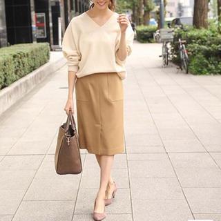 バビロン(BABYLONE)の美品♡マエベンツタイトスカート(ひざ丈スカート)