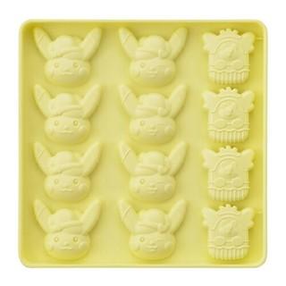 ポケモン(ポケモン)のポケモン シリコンモールド Pikachu's Sweet Treats(調理道具/製菓道具)
