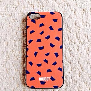 マウジー(moussy)のmoussy♡iPhone5.5sケース(モバイルケース/カバー)