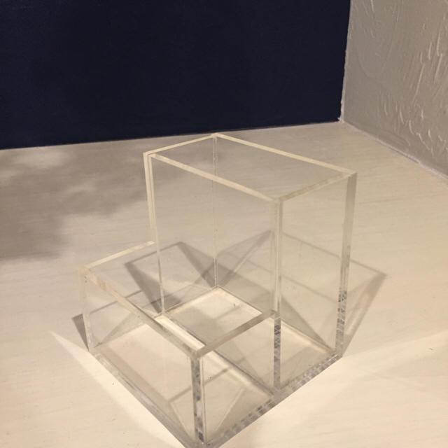MUJI (無印良品)(ムジルシリョウヒン)の無印 MUJI アクセサリー収納 ネックレス ピアス ペンスタンド インテリア/住まい/日用品のインテリア小物(小物入れ)の商品写真
