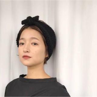 ジャーナルスタンダード(JOURNAL STANDARD)の*ohana様専用* hariknitting wool hairband (ヘアバンド)